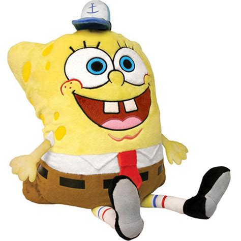 Spongebob Pillow by Spongebob Squarepants Pillow Pet Walmart