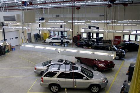 honda transmission technical center leed