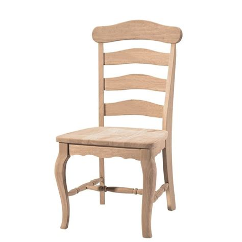country ladderback dining chair