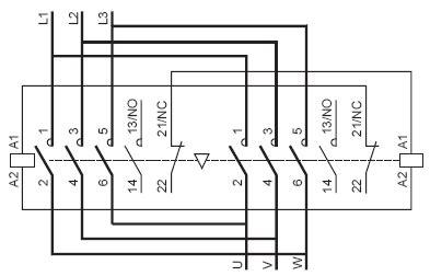 sprecher schuh iec contactor wiring diagram furnas