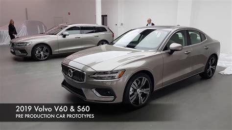 New 2019 Volvo V60 by 2019 New Volvo V60 S60 Review Evomalaysia