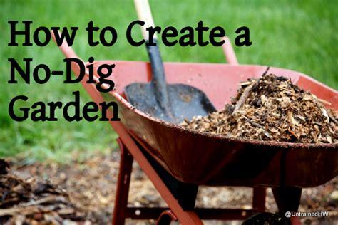 How To Start A No Dig Vegetable Garden No Dig Vegetable Gardening