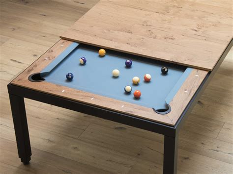 Pool Table As Dining Table Fusion Pool Table And Dining Table 187 Gadget Flow