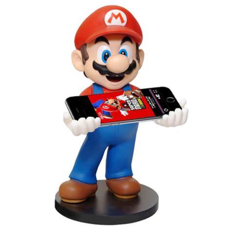 mario console mario phone console holder nintendo official uk