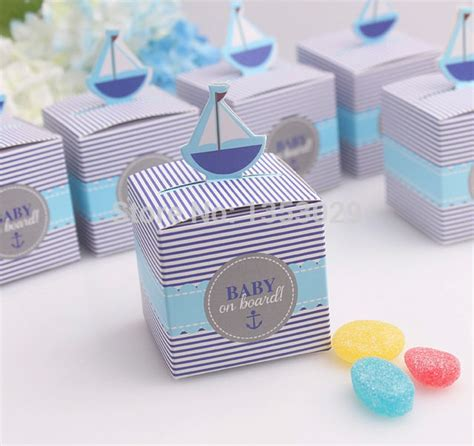 wholesale baby shower favors free shipping wholesale 30 sets baby shower favor box