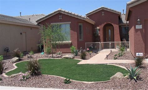 landscaping ideas for front yard guide to get arizona backyard landscaping pictures