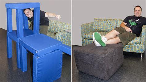 Magnetic Pillow Fort by Aussie Magnetic Cushions Let You Build A Structurally Sound Pillow Fort Gizmodo Australia