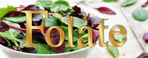 Folic Acid Hearts Asam Folat folate and folic acid benefits nutritional medicine
