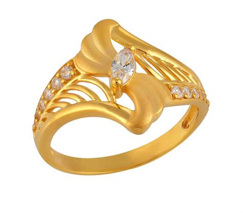 Gold Jewellery Ring by Ring Designs Ring Designs At Kalyan Jewellers Kerala