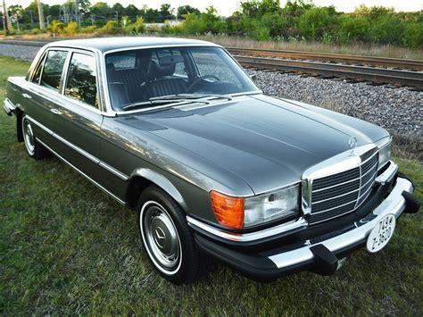Mercedes 450 Sel retrospect 1976 mercedes 450 sel