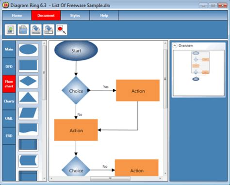 free software for drawing flowcharts 19 best free tools for creating flowcharts