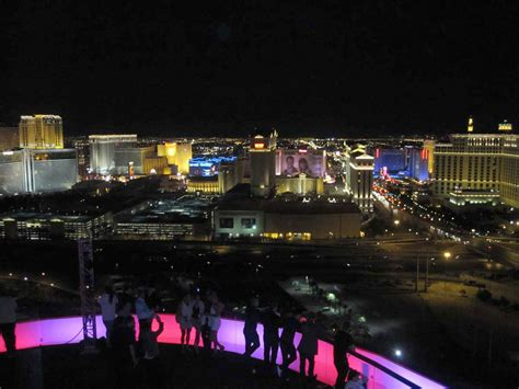 Roof Top Bars Vegas by Voodoo Lounge Las Vegas Rooftop Bar In Las Vegas