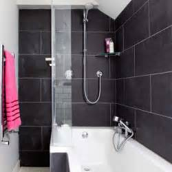 Small Bathrooms With Bath And Shower Tiny Bathrooms Small Bathroom Design Ideas Housetohome