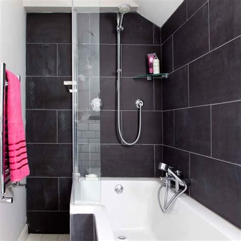 best shower bath tiny bathrooms small bathroom design ideas housetohome co uk