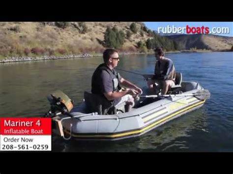 mariner 4 boat montaza camca mariner 4 intex 68376 youtube