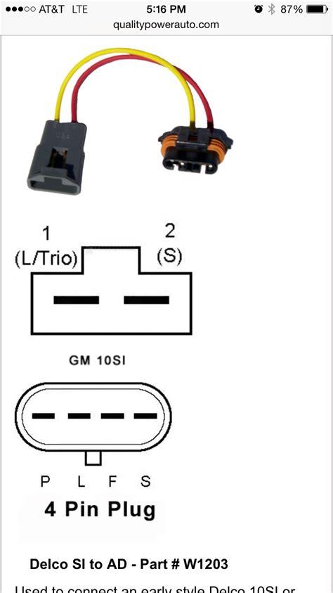 alternator wiring help gbodyforum 78 88