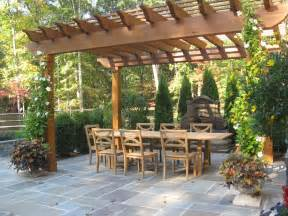 Pergola Ideas For Patio by Garden Arbors Amp Pergolas Designs By Sisson Landscapes