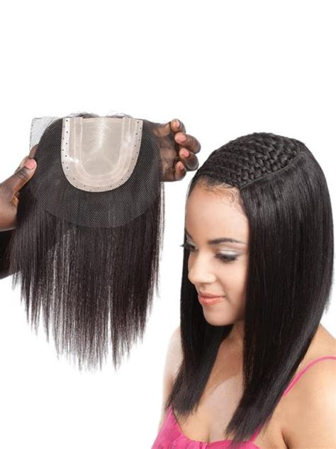 lace closure hair style 100 remy lace closure