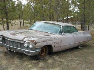 60 Cadillac Coupe For Sale Sell Used 1960 Cadillac Coupe In Hamilton Montana