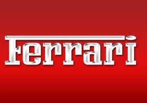 Scuderia Font Logo Lettertype F Chat Eu