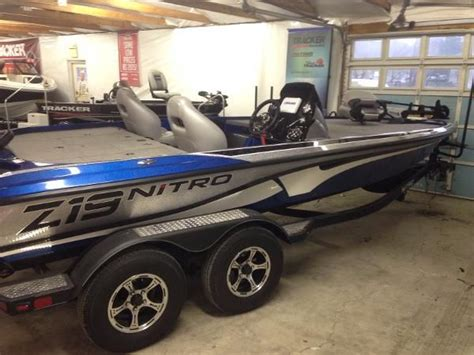 nitro boats jersey bass boat new and used boats for sale in new jersey