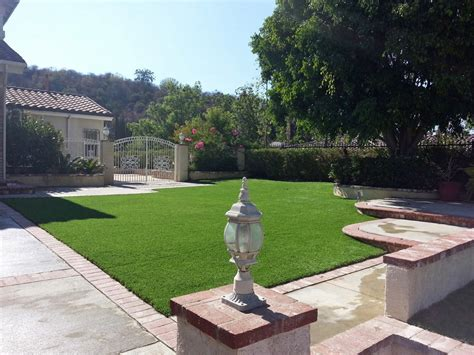 Landscape Design Woodland Ca Artificial Grass Installation Woodland California