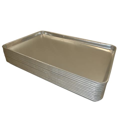 Oven Aluminium new 12pcs aluminium oven baking pan cooking tray bakers gastronorm trolley 600mm ebay