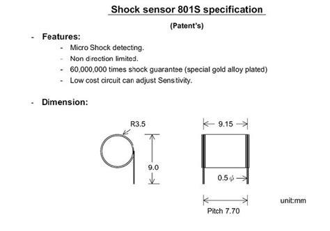 Murah Ori 801s Vibration Sensor modul sensor asap mq 2 dan sensor getaran shock sensor