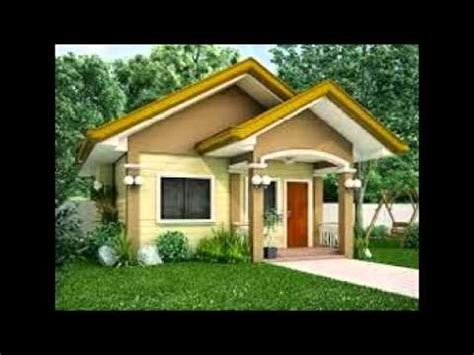 home design for small homes small houses design youtube