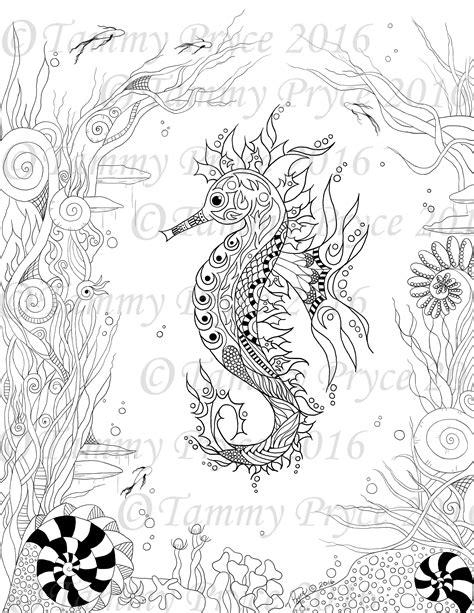 Adult Coloring Zen Horse Coloring Pages Zen Coloring Pages