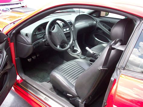 mach 1 interior autos post