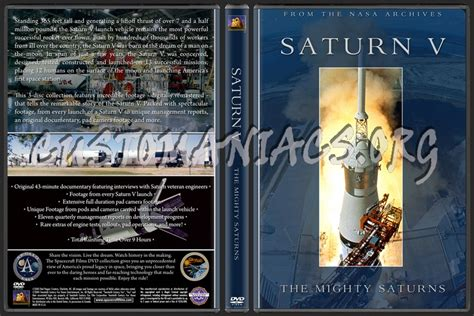 the mighty saturns spacecraft nasa the mighty saturns dvd cover