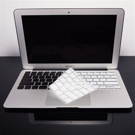 Color Keyboard Protector For Macbook 11 Original100 Original white silicone keyboard cover for new macbook air 11 quot ebay