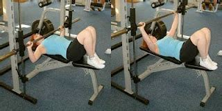 good form bench press stay athletic and bench press with proper form