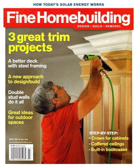 finehomebuilding com fine homebuilding magazine discountmags com