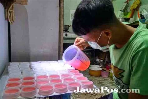Ijen Pomade kulakan bee s wax dari tawonan ambil vco dari licin