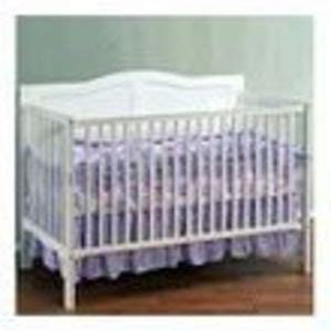 Heritage Collection Crib by Heritage Collection 3 In 1 Convertible Crib White 13561511