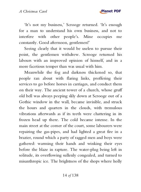 Gentleman S Agreement Letter Charles Dickens A Carol