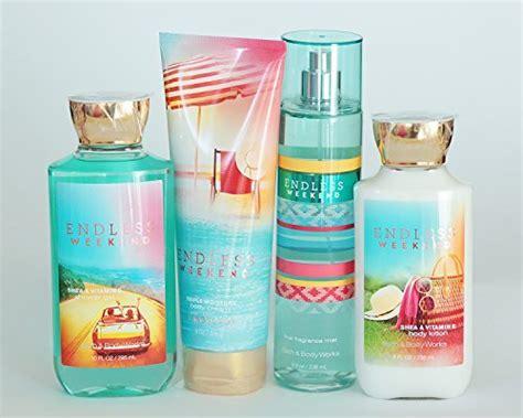 best bath and works shower gel bath and works endless weekend gift set of shower gel