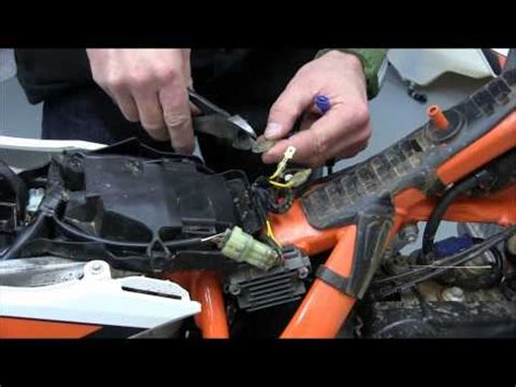 enduro engineering harness installation youtube