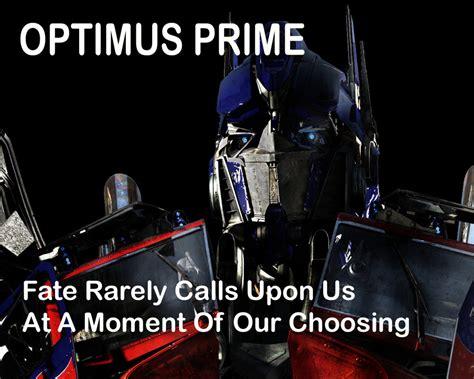 optimus prime quotes transformers 4 optimus prime quotes quotesgram