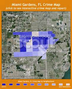 Miami Crime Map by Miami Gardens Crime Rates And Statistics Neighborhoodscout