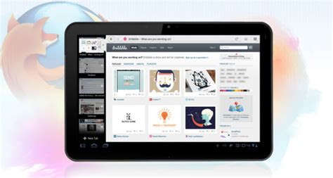 downloader for android tablet firefox 9 beta 6 firefox 10 alpha and firefox for android tablets