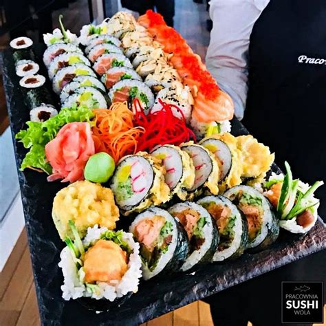 best 25 sushi catering ideas on sushi buffet