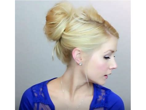 easy hairstyles yt 31 easy ways to put your hair up beyond a basic ponytail
