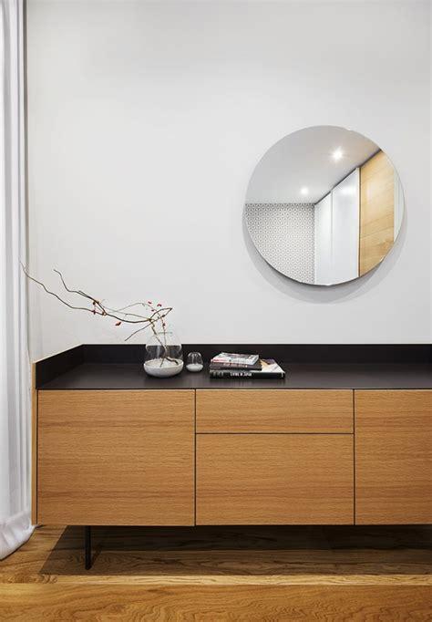 slaapkamer met hout behang moderne slaapkamer met hout en grafisch behang