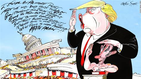 gerald scarfe is an english cartoonist and illustrator he has worked how gerald scharfe captures the ugly side of politics
