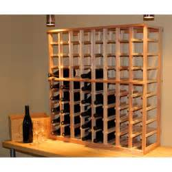 redwood 72 bottle wine rack