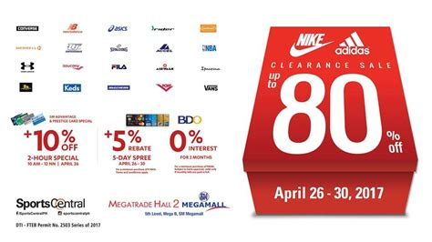 sports central clearance sale nike adidas and more
