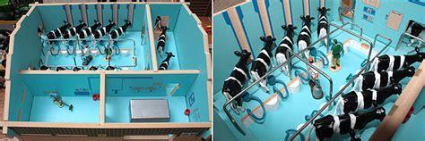 Figure Model Kit Playmobil Pit Mandi Bola brushwood bt2000 herringbone parlour 1 32 farm toys ebay